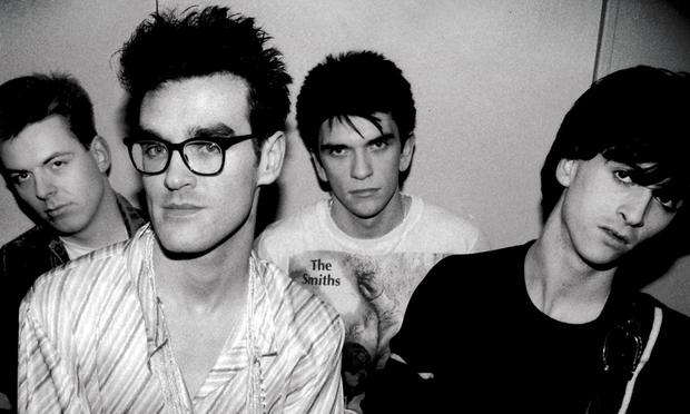 The Smiths Band, Music website Between the Bars