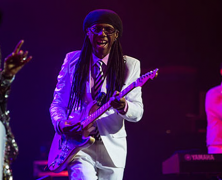 Chic Live @The Marquee, Cork 10 July 2015
