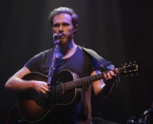 James Vincent McMorrow live @ The Cork Opera House 26 Jan 2017